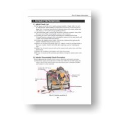 139-page PDF 25.3 MB download for the Canon C12-6001 Service Manual Parts Catalog | EOS -1D