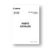 Canon C12-6411 Parts Catalog | EOS 70D