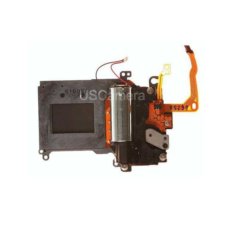 Canon EOS 60D Shutter Assembly