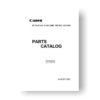 Canon C21-0141 Parts Catalog | EF 16-35 2.8 L USM