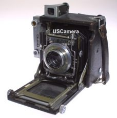 Collectable Film Camera (Graflex 23)