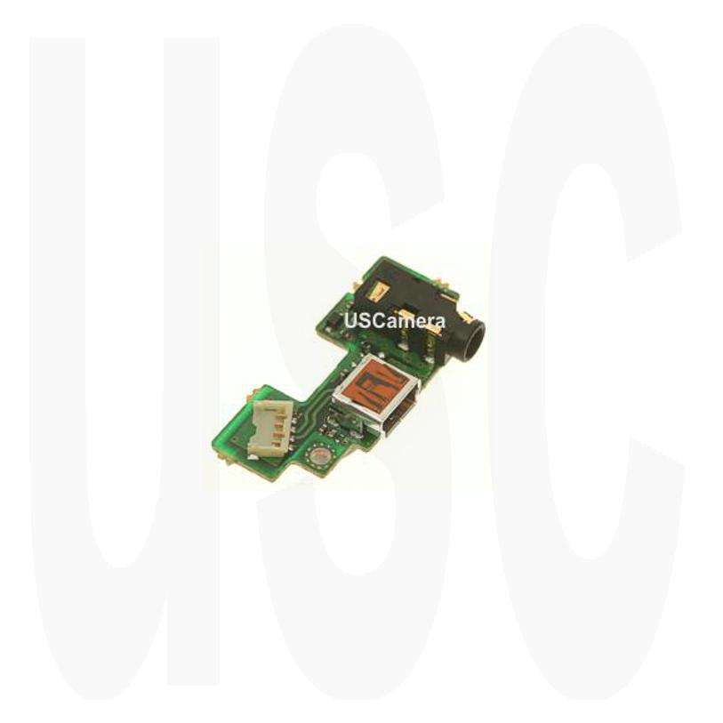 Canon EOS 1D 1DS MK III I/F PCB Assembly CG2-1911