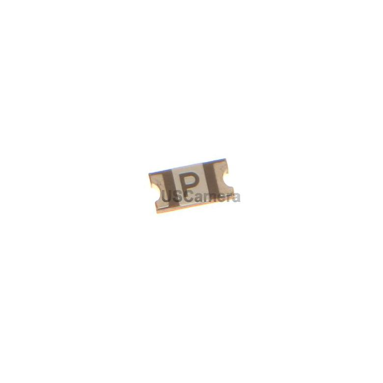 Canon EOS PowerShot Type P SMD Fuses VD7-2243-001