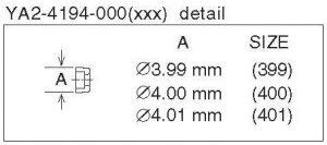 Canon YA2-4194 Guide Collar