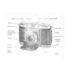 Zeiss Contina I II Service Manual PDF Download (ZEISSCONTINA12-SM)
