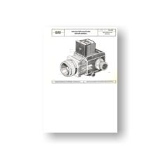 Rolleiflex SL66 Service Manual Download