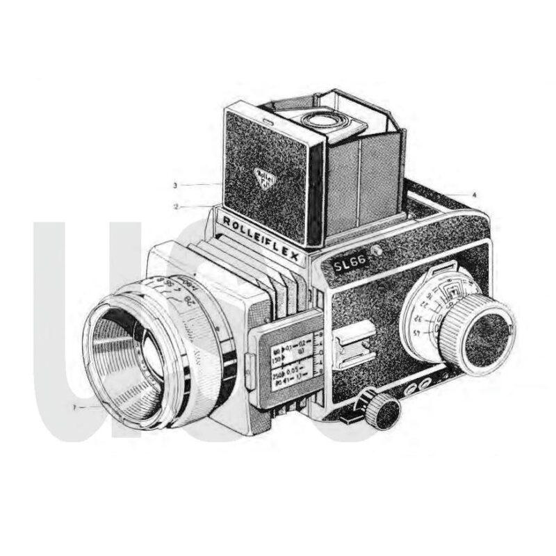 Rolleiflex SL66 Service Manual Download