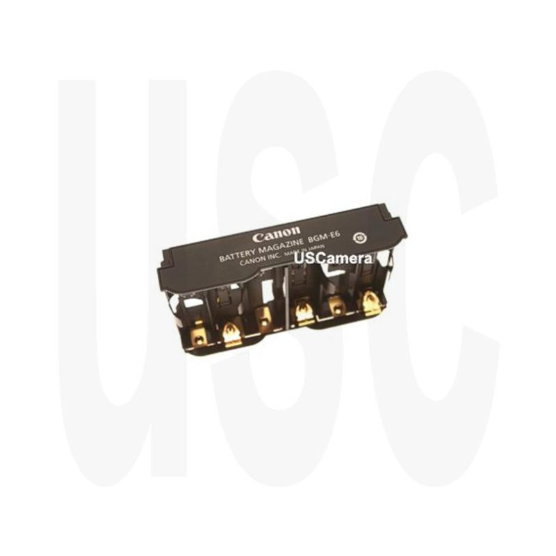 Canon CG2-2406 Battery Case Assembly   BGM-E6