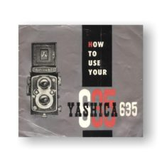 Yashica 635 Owners Manual Download