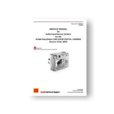 Kodak Easyshare C360 Service Manual Download