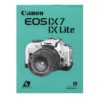 Canon EOS IX7 IX Lite Owners Manual Download
