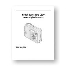 Kodak C330 User's Guide