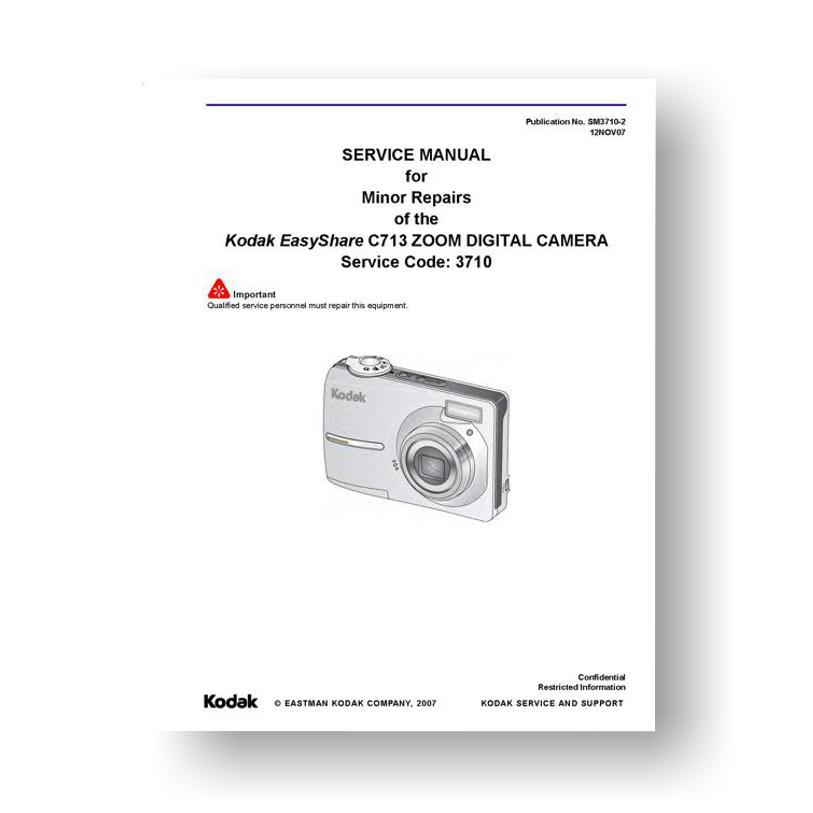 Kodak Easyshare Sv811 User Guide Ultimate User Guide