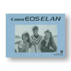Canon EOS Elan Owners Manual Download