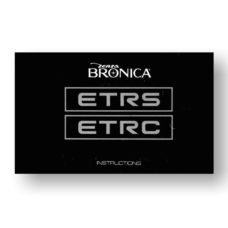 Bronica ETRS ETRC Owners Manual Download