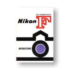 Nikon F Owners Manual Download