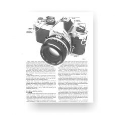 Nikon FM Technical Manual