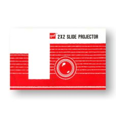 GAF 1660 Owners Manual | 1670 | 1680 | 1690 | 2×2 Slide Projector