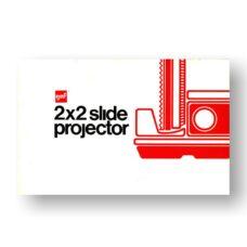 GAF 2680 Slide Projector Owners Manual Download