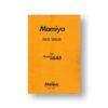 Mamiya M645 Service Parts Download