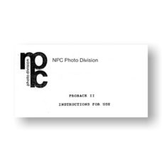 NPC ProBack II Owners Manual Download
