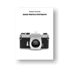 Pentax Spotmatic Service Manual Parts List Download