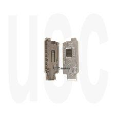 Olympus VK7875 Battery Cover Blue | Purple | Silver | u-1010 | u-1020| Stylus-1010 | Stylus-1020