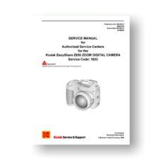 Kodak Z650 Service Manual   Easyshare Z650