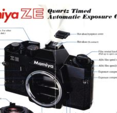 Mamiya ZE Owners Manual Download