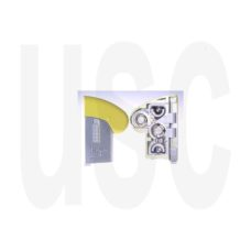 Canon CM1-2105 Battery Cover Yellow | Powershot A70