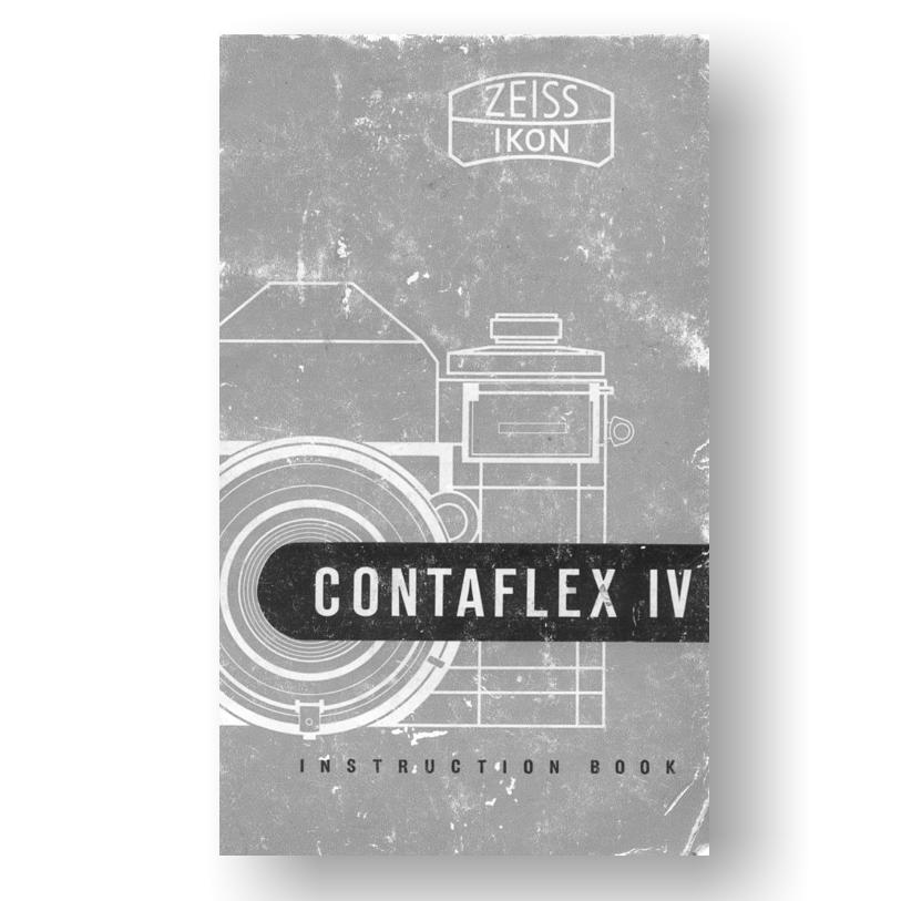 Zeiss Contaflex IV Owners Manual Download