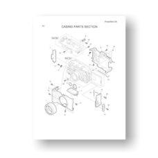 Canon PowerShot G5 Service Parts List Download