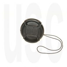 43mm Premium Lens Cap with cap string Digital Film Cameras Lenses
