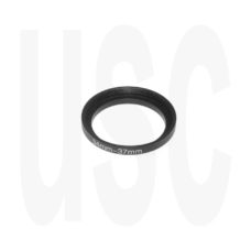 34mm-37mm Metal Step Up Ring Import