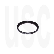 52mm-55mm Metal Step Up Ring Import