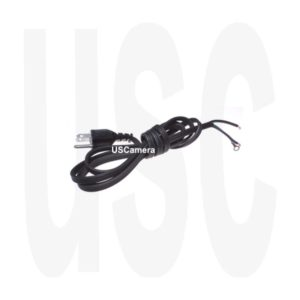 Genuine Beseler lamp house AC power cord set for the 23C 23CII 23CII XL enlargers.