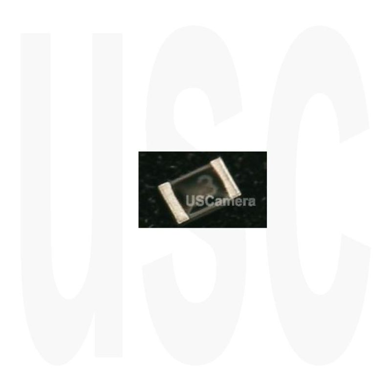 Canon CY3-1414 SMD Fuse | Type 3 | 24V 3.15A | EOS 1D MK II
