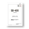 Nikon SB 400 Parts List