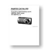 23-page PDF 2.51 MB download for the Canon SD30 Parts Catalog | PowerShot Digital