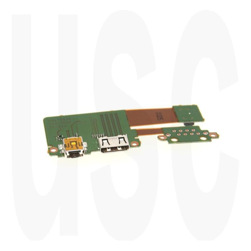 Canon EOS 1DX Interface PCB Assembly CG2-3007