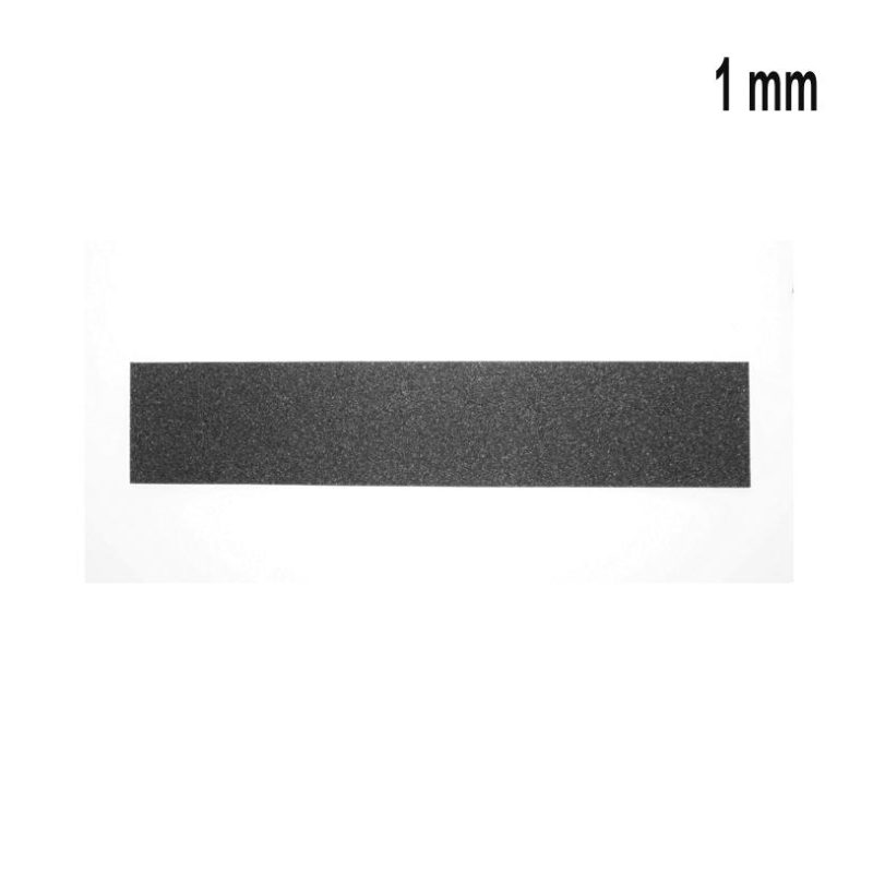 Photo Grade Light Seal Foam Sheet USCamera 1mm A 250x50x1
