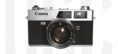 USCamera Canon Canonet QL19