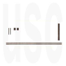 Olympus OM-2SP Light Seals | USCamera Custom Kits
