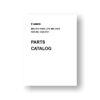 Canon MR-14EX Parts List