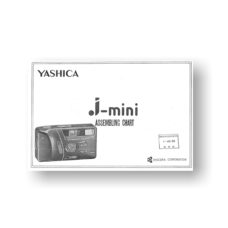 Yashica J Mini Parts List Download