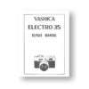Yashica Electro 35 Repair
