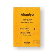 Mamiya C330 Professional-F Parts