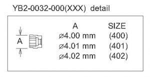 Canon YB2-0032-000 Lens Collar
