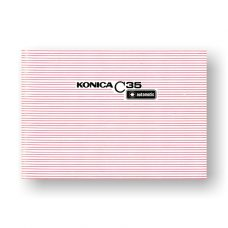 Konica C35-Automatic Owners Manual