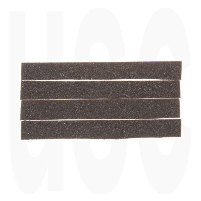 Custom Foam Seals Short-1.0T | 75mmL X 8-12W X 4 Pieces